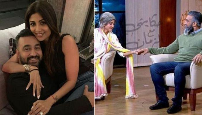 Shilpa Shetty's Husband, Raj Kundra Makes Memes Out Of Their Married Life And They Are Hilarious