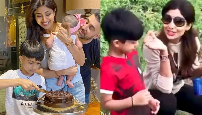 Shilpa Shetty Kundra Goes Farming With Son, Viaan, Shares Her Switch From Being A Non-Veg To Veg