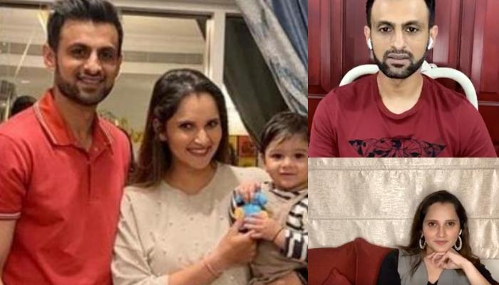 Sania Mirza And Shoaib Malik's Hilarious Banter When He Asked If She Wants More Than 2 Kids [VIDEO]