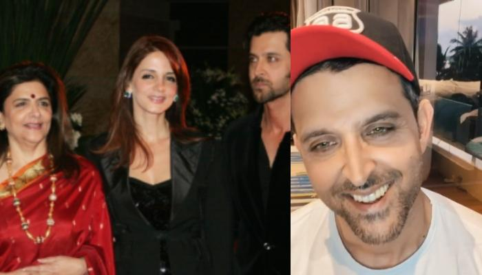 Sussanne Khan Calls Pinkie Roshan 'Sweetest Mama' As She Get Inspired By Hrithik's Motivational Post