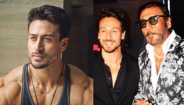 Tiger Shroff Talks About The Pressure Of Being Jackie Shroff's Son, Admits Star Kids Get It Easy