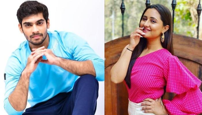 'Mahabharat' Actor, Aayush Shah Reveals He Had A Crush On His 'Uttaran' Co-Star, Rashami Desai
