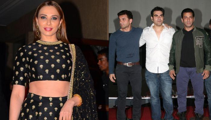 Salman Khan's Rumoured GF, Iulia Vantur's Perfect Reply When Asked To Choose Between Khan Brothers