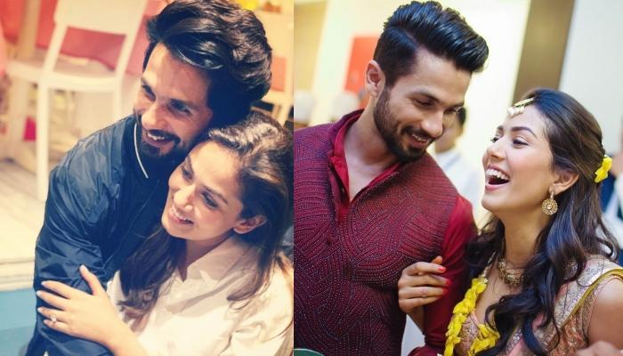 Shahid Kapoor And Mira Rajput Kapoor's Unseen Pictures Prove They're The Coolest Couple Of B-Town