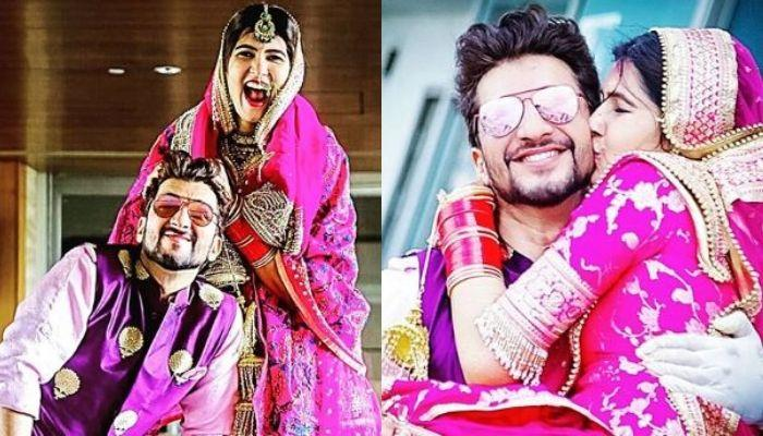 Manish Raisinghan Shares A Funny Story From The First Morning After Marriage With Sangeita Chauhaan