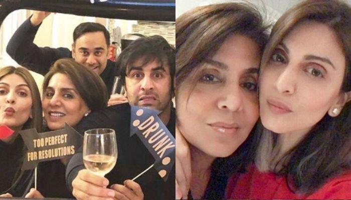 Riddhima Kapoor Is Excited For Her 'Maa' Neetu Kapoor's Birthday, Posts Unseen Pictures On B'day Eve