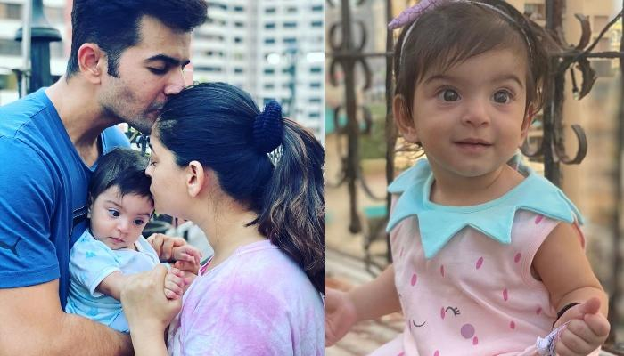 Mahhi Vij And Jay Bhanushali's Daughter, Tara Jay Bhanushali's First Birthday Countdown Begins
