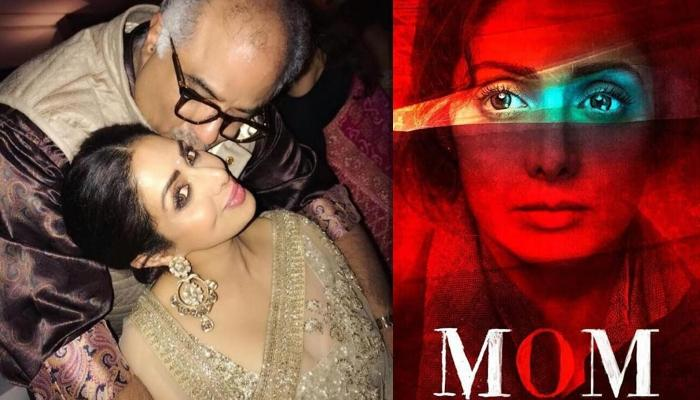 Boney Kapoor Remembers His Late Wife, Sridevi, As Her Film, 'MOM' Completes 3 Years Of Its Release