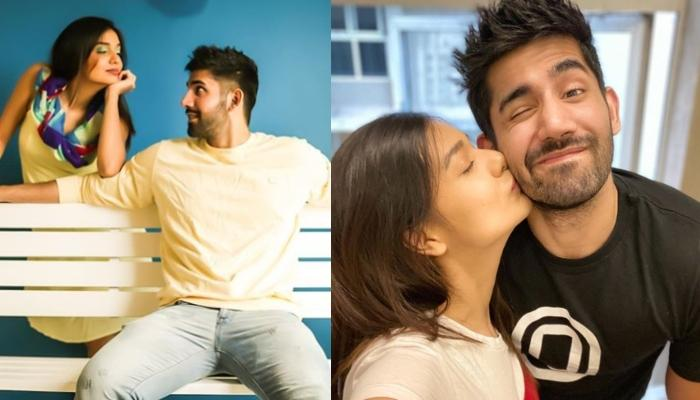 Divya Agarwal Can't Keep Calm As She Misses Her 'Baccha', Varun Sood, Shares An Adorable Picture