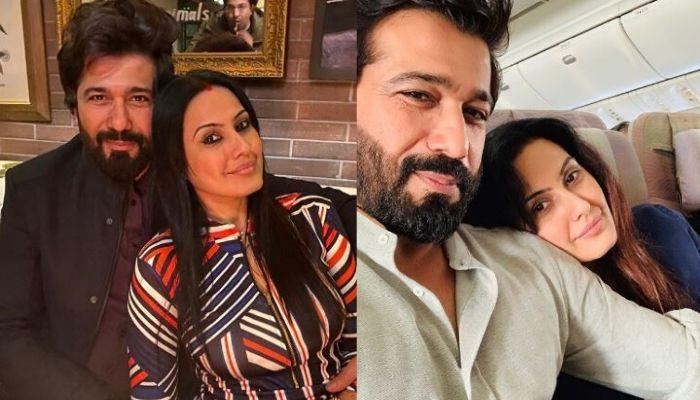 Kamya Panjabi Shares Her Unseen Wedding Picture To Say Something Special To Husband, Shalabh Dang