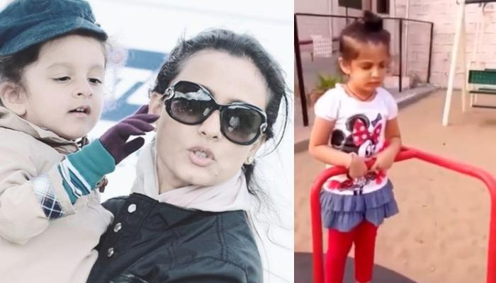 Namrata Shirodkar Shares An Old Video Of Her Drama Queen, Sitara Changing Her Expressions In Seconds