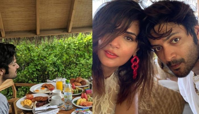 Ali Fazal And Richa Chadha's Banter On Their Getaway Pictures Is Reference To 'Alice In Wonderland'