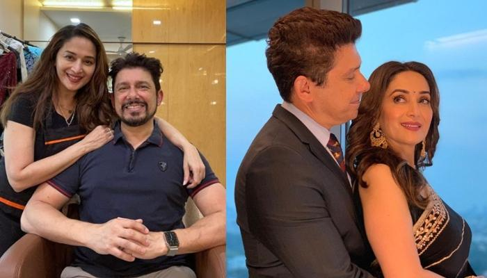 Madhuri Dixit Nene And Sriram Nene Look Like A Match-Made-In-Heaven In This Adorable Picture