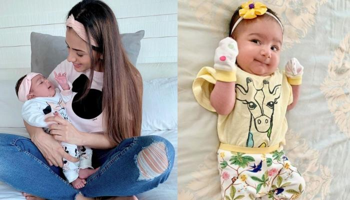 Smriti Khanna's Baby Girl, Anayka Found Her Favourite 'Toy' To Play And It's So Cute [Video Inside]