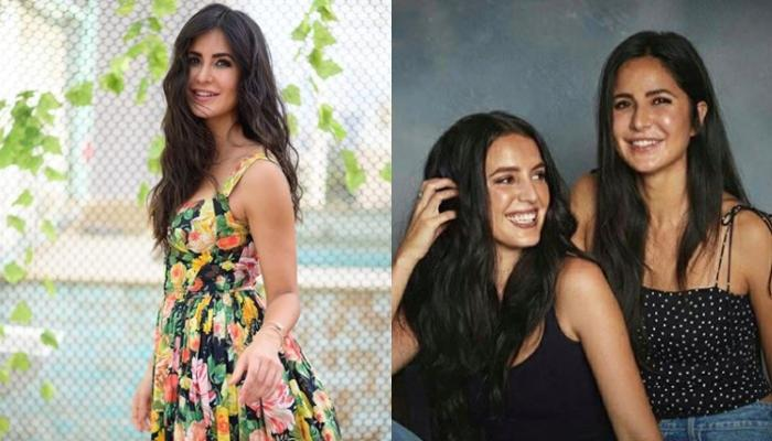 Katrina Kaif Shared Fun, Quirky Moments Of Lockdown With Her Sister, Isabelle Kaif On Instagram Reel