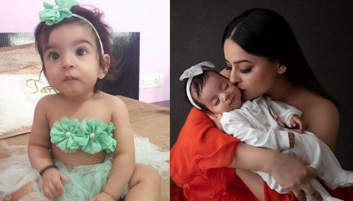 Mahhi Vij's Baby, Tara Has Been Hurting Herself, She Showers Love And Says I Want To Live For You