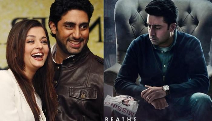 Aishwarya Rai Bachchan Cheers For Hubby, Abhishek Bachchan's Web Debut, 'Breathe: Into The Shadows'