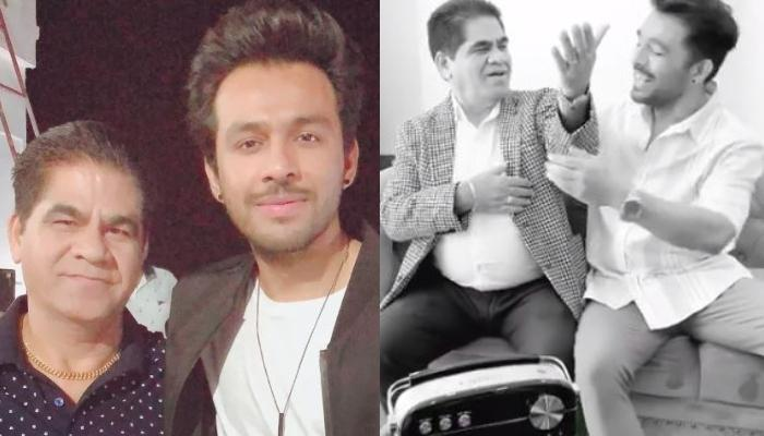 Tony Kakkar Dancing With Dad On The Song 'Badan Pe Sitare' In This Video Is Pure Father-Son Goals