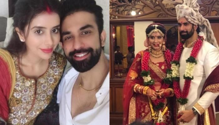 Charu Asopa And Rajeev Sen Comment On Why They Removed Their Wedding Pictures From Social Media