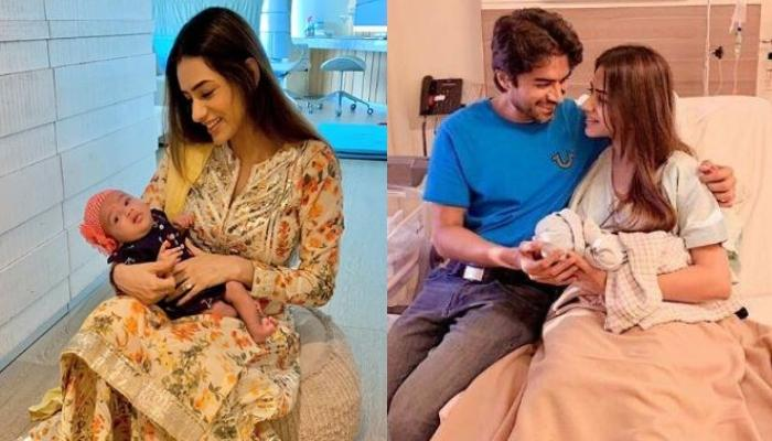 Smriti Khanna's Baby Girl, Anayka Gives Adorable Expressions To Her Mommy And Daddy's Prank War