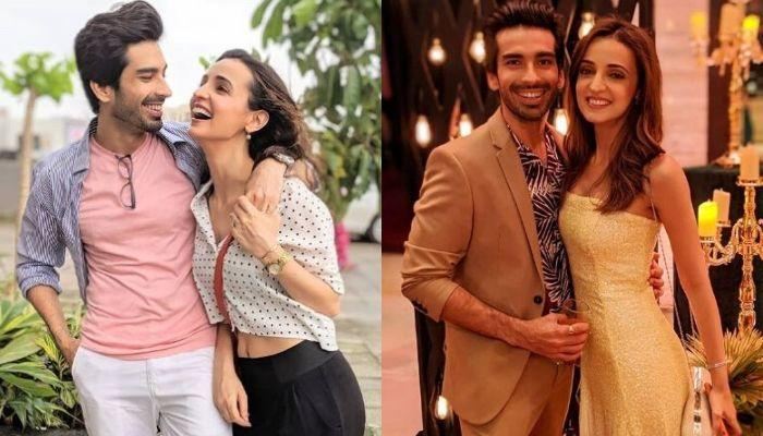 Mohit Sehgal Appreciates Wife, Sanaya For Taking Two Days To Cut His Hair, Her Reply Is Hilarious