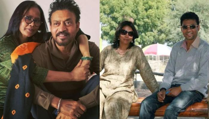 Irrfan Khan's Wife, Sutapa Sikdar Wishes She Could Visit This Place One Last Time With Her Husband