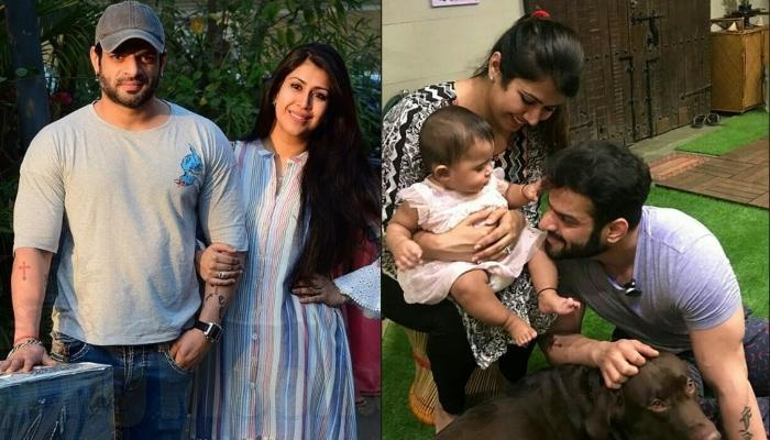 Karan Patel Opens Up On Trolls Attacking His Wife, Ankita Bhargava, Says 'Will Never Leave Her'