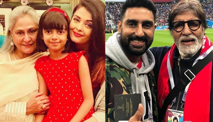 Aishwarya Rai Bachchan, Aaradhya Also Tested COVID-19 Positive After Amitabh Bachchan And Abhishek