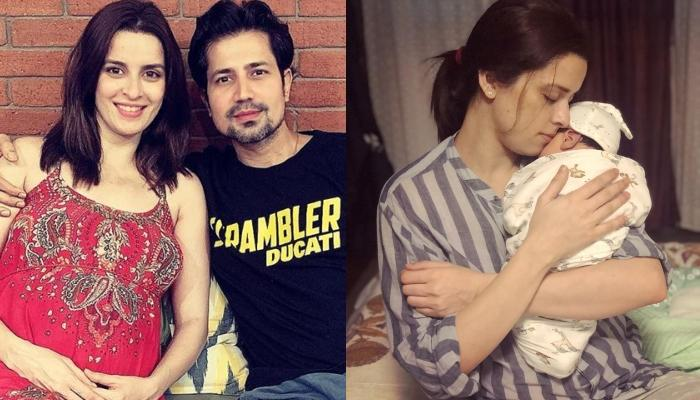 Sumeet Vyas And Ekta Kaul Share The First-Ever Picture Of Their 'Permanent Roommate', Baby Kaul Vyas