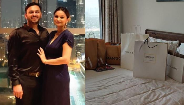 Dimpy Ganguly's 'When Bae Takes Her V/S When She Goes Shopping' Comparison Is Every Mom's Situation