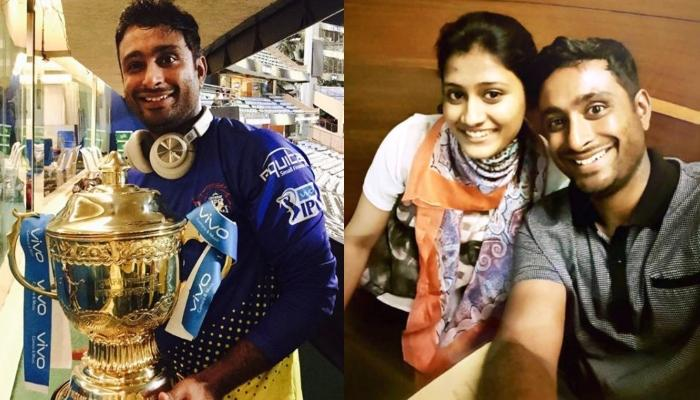 Ambati Rayudu Becomes Father As Wife, Chennupalli Vidya Gives Birth To A Baby Girl [Picture Inside]