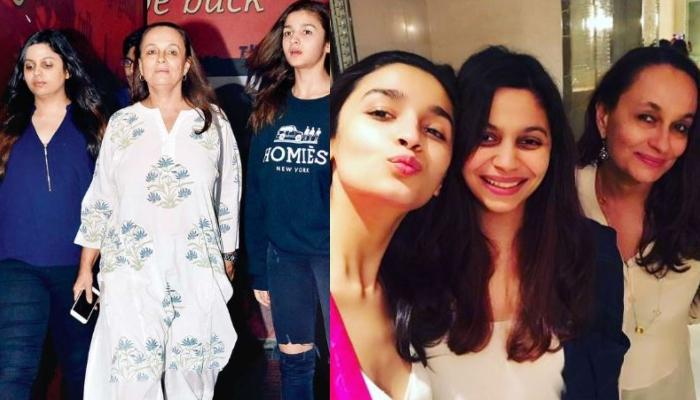 Alia Bhatt And Shaheen Bhatt's Mother, Soni Razdan Angry At Instagram For Not Stopping Online Abuse