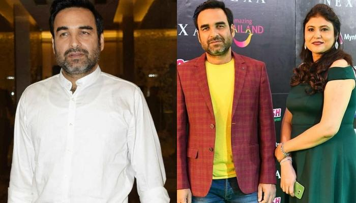 Pankaj Tripathi Shares That There Are Two Wives In His Home In This Unseen Video