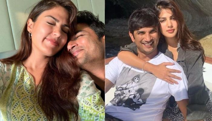Rhea Chakraborty Remembers Sushant Singh Rajput On One-Month Death Anniversary With A Heartfelt Note