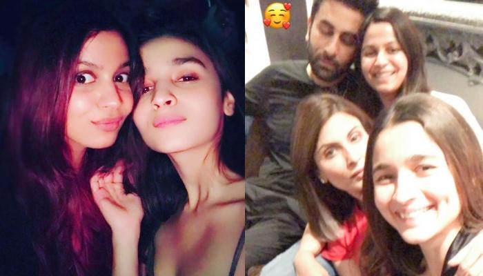 Alia Bhatt's Sister, Shaheen Bhatt Got Lots Of Love From Ranbir Kapoor's Family On Her New Haircut