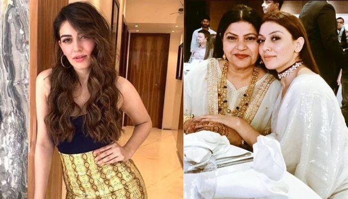 South Star, Hansika Motwani Hosts A Surprise Birthday Party For Her Mother, Shares Inside Pictures