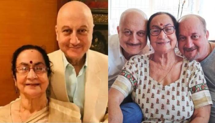 Anupam Kher Reveals He Lied To His Mom, Dulari And Told Her That She Has An Infection Not COVID-19