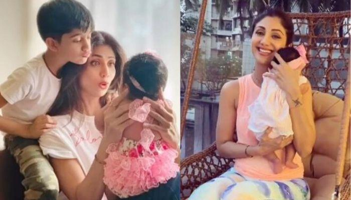 Shilpa Shetty Speaks About Postpartum Depression After Delivering Viaan, Feels Grateful For Samisha