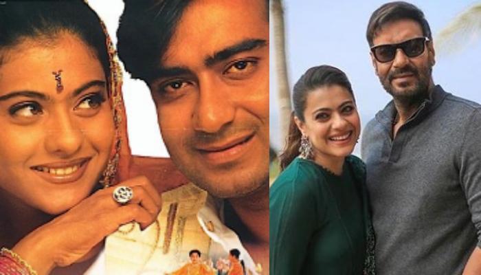 Ajay Devgn Celebrates 'Reel And Real' Love With Kajol As 'Pyaar Toh Hona Hi Tha' Completes 22 Years