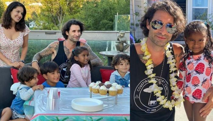 Sunny Leone And Daniel Weber Celebrate Nisha Kaur Weber's Gotcha Day And 3 Years Of Becoming Parents