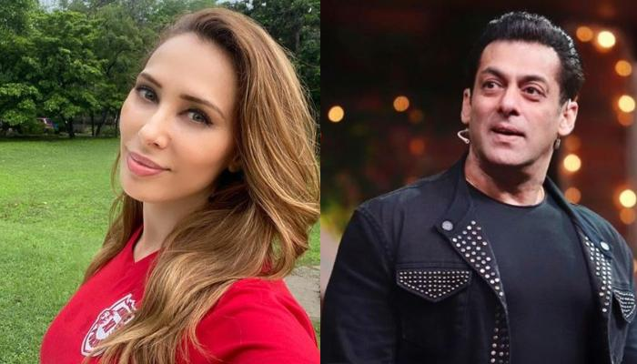 Salman Khan's Rumoured Girlfriend, Lulia Vantur Plants 'Rice' At His Panvel Farmhouse, Shares Photo