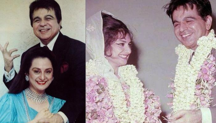 Dilip Kumar And Saira Banu's Throwback Picture From Their Wedding Gives A Glimpse Of An Eternal Love