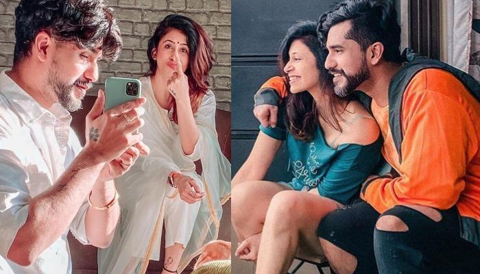 Kishwer Merchant Shares Her Hubby, Suyyash's Message At 7:30 In The Morning And It Is All About Love