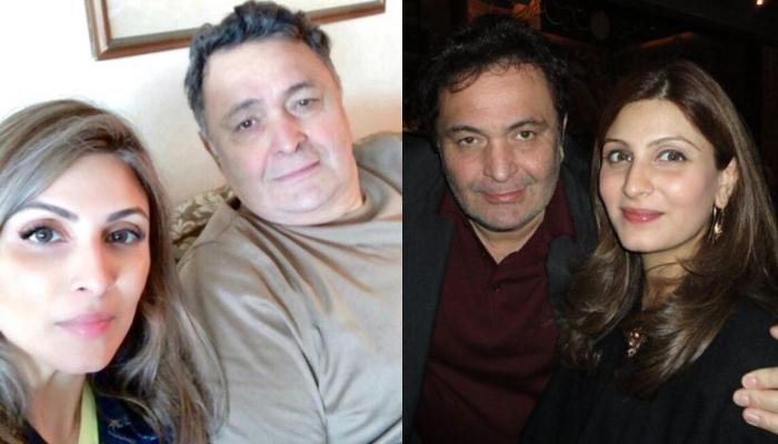 Riddhima Kapoor Sahni Shares Her Late Father, Rishi Kapoor's Cutest Photo Ever From His Childhood