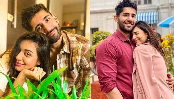 Divya Agarwal And Varun Sood Goof Around In Their Bed As She Seeks Attention From Her Bae [VIDEOS]