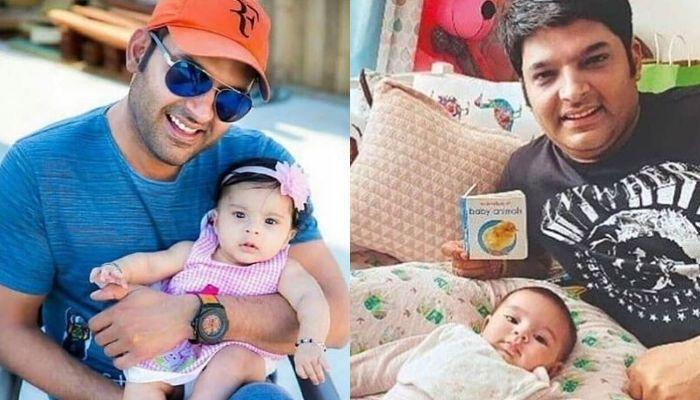 Kapil Sharma Talks About Daughter, Anayra Sharma And Why She Doesn't Have To Wake Him At 4 A.M.