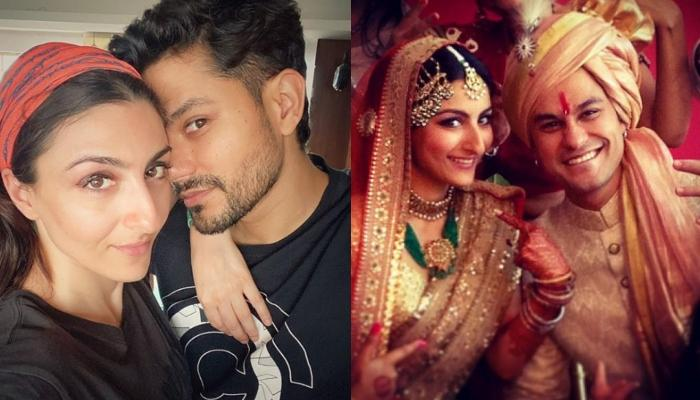 Soha Ali Khan Gives Credit To Hubby, Kunal Kemmu For Keeping The Spark Alive In Their Relationship