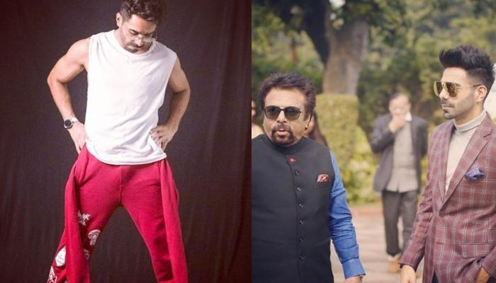 Aparshakti Khurana Dances On An 80s Pop Song With His Dad, Recreating The Magic Of 'Disco Dancer'