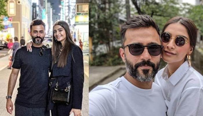 Sonam Kapoor And Anand Ahuja's 'Then' And 'Now' Pictures Give A Glimpse Of Their 'Phenomenal' Love
