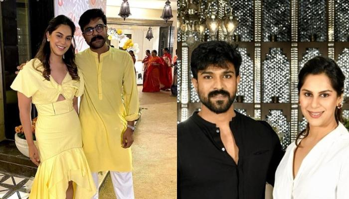 Ram Charan Penned A Lovely Birthday Wish For His Darling Wife, Upasana Kamineni On Her Birthday